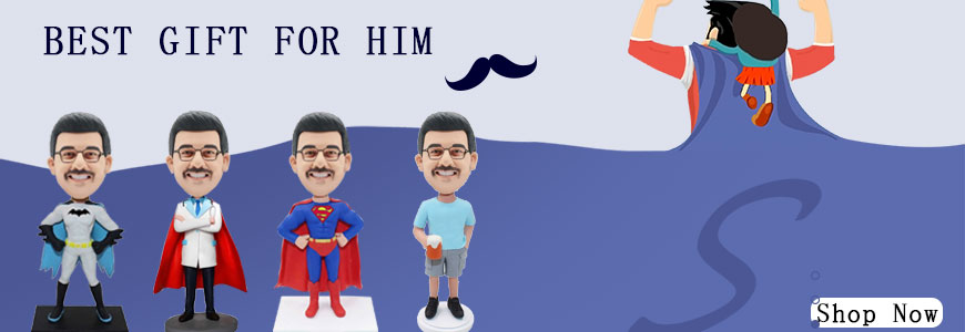 Male-bobblehead-collection