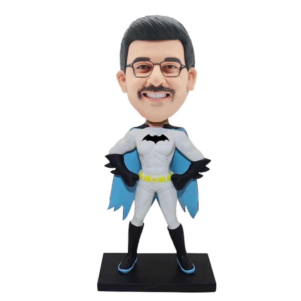 Custom-Akimbo-Batman-Bobblehead