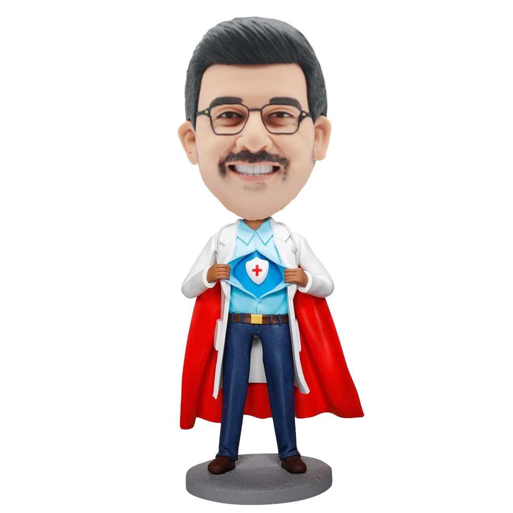 Custom-Male-Super-Doctor-Bobblehead