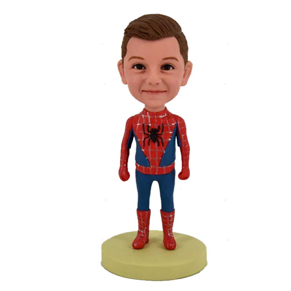 Custom-Spider-Man-Bobblehead