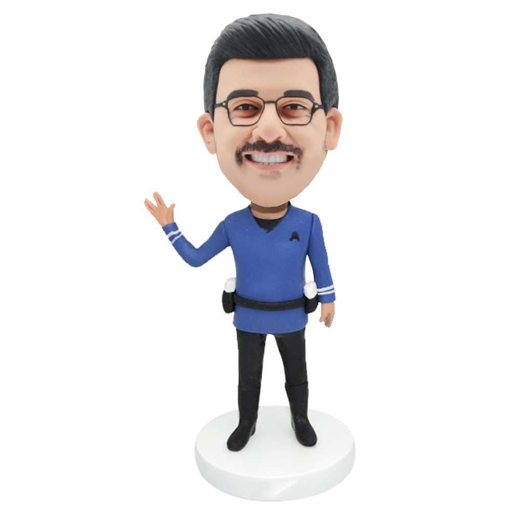 Custom-Star-Trek-Bobblehead-In-Blue-Coat.