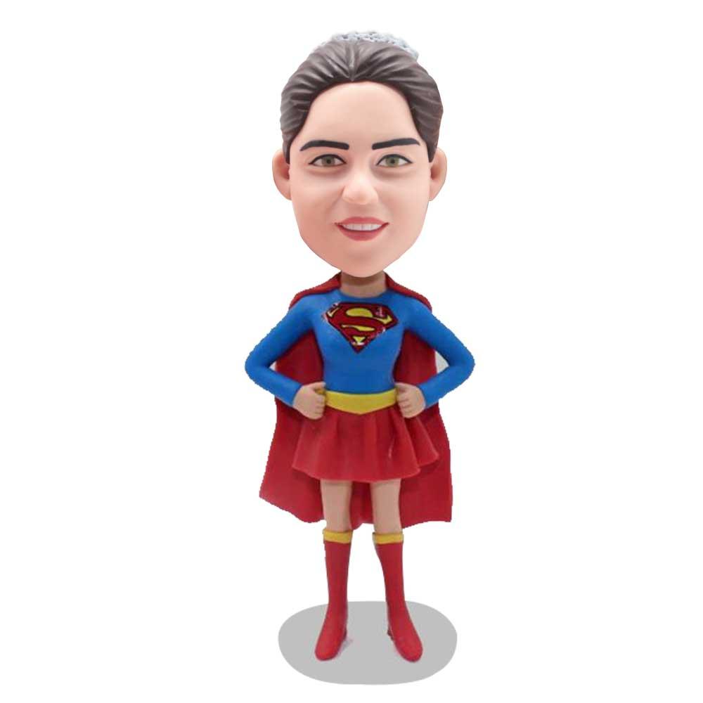 Custom-Supergirl-Bobblehead