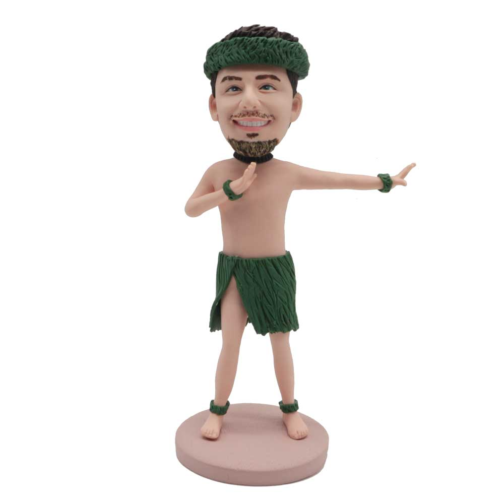 Custom-Funny-Male-Hula-Bobblehead