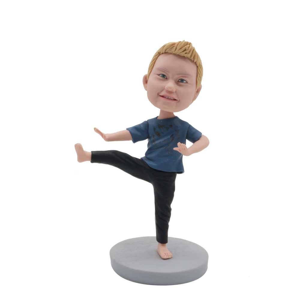 Custom-Kung-Fu-Boy-Bobblehead