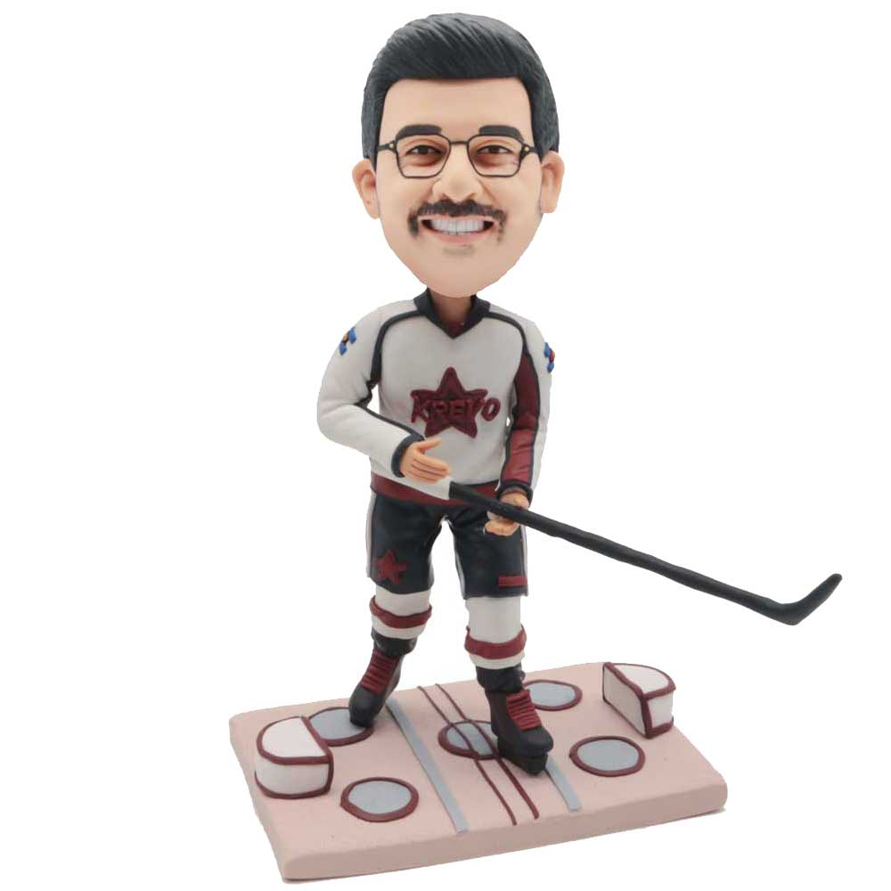 Custom-Male-Ice-Hockey-Bobblehead