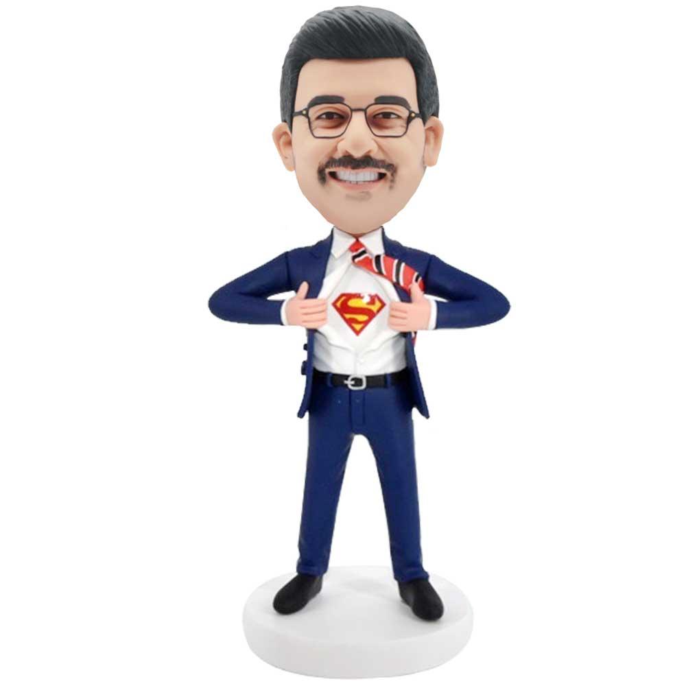 Custom-Male-Super-Boss-Bobblehead