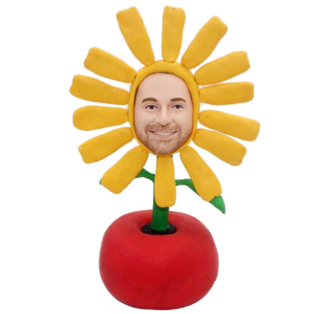 Custom-Dashboard-Flower-Bobblehead.